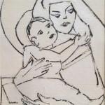 madonna-m-kind-ac-papier-24x18-cm